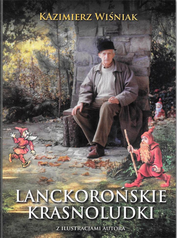Nowość wydawnicza 2017  Lanckorońskie Krasnoludki